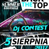 DJ CONTEST 2017 – Summer Revolution