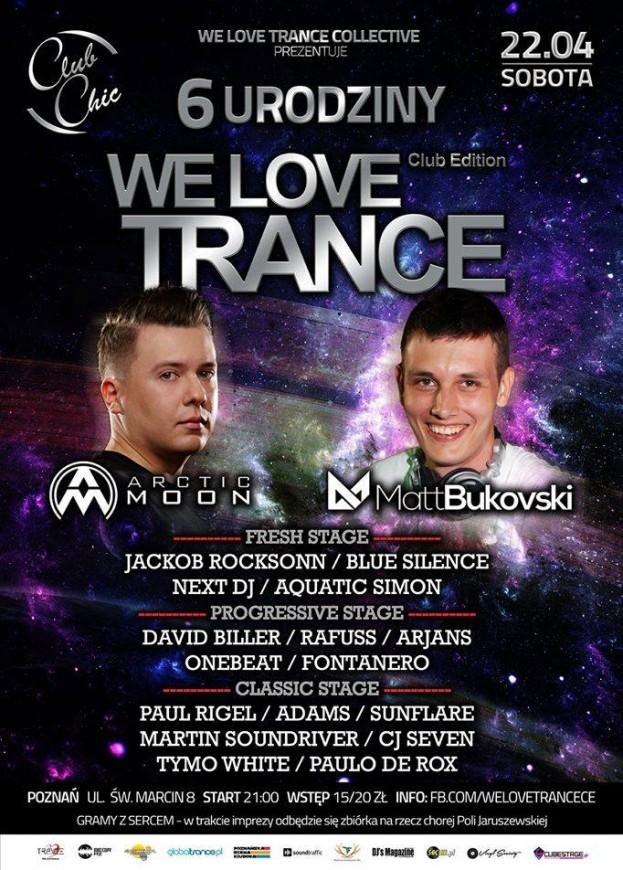 Club Chic Poznań – 6 urodziny We Love Trance CE 024