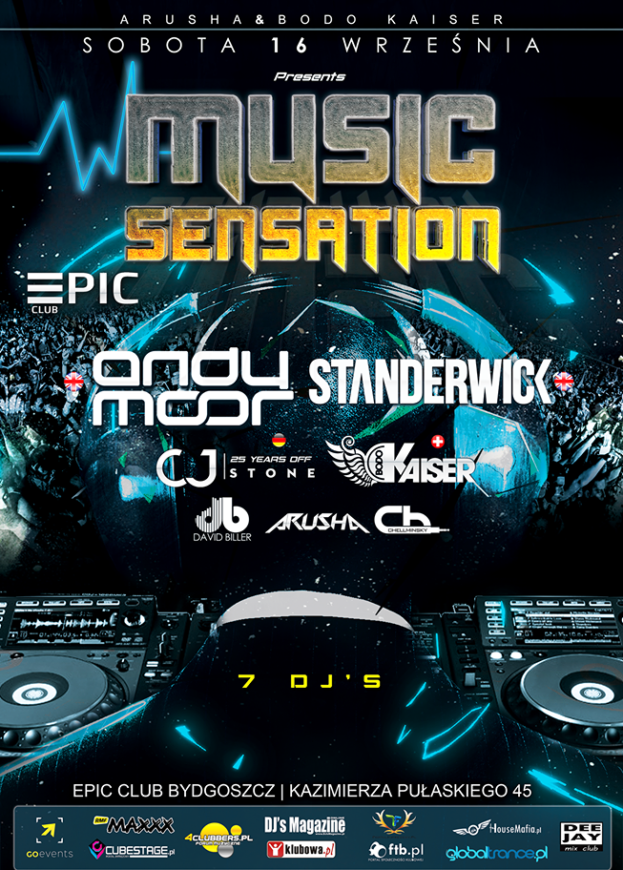 Epic Club – Music Sensation