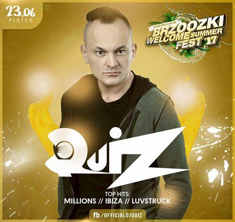 Ostatnia edycja Brzoozki Welcome Summer FEST 17