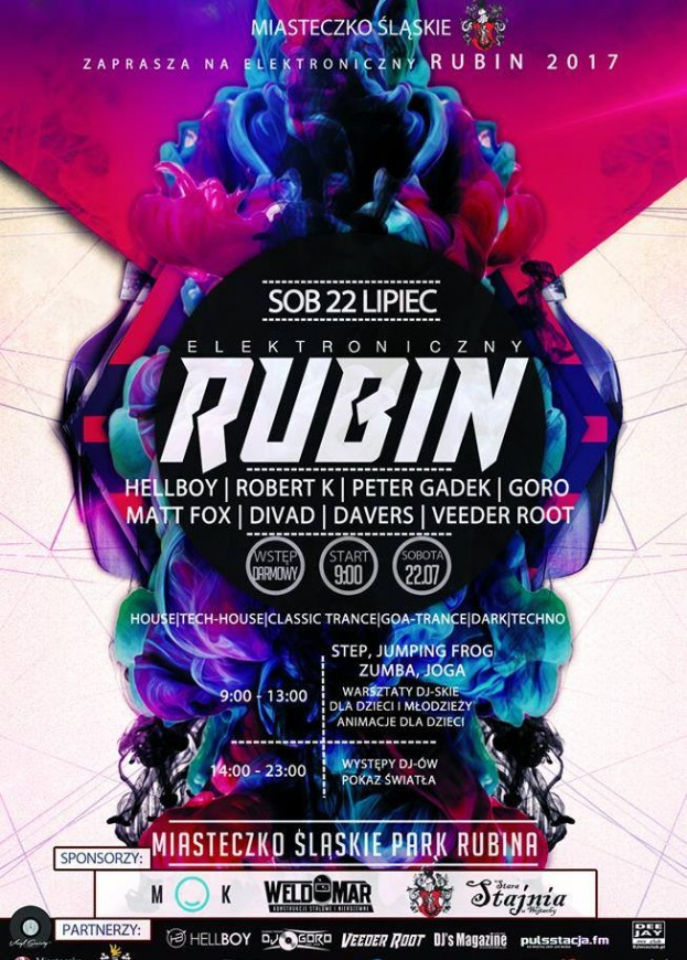 Elektroniczny Rubin 2017
