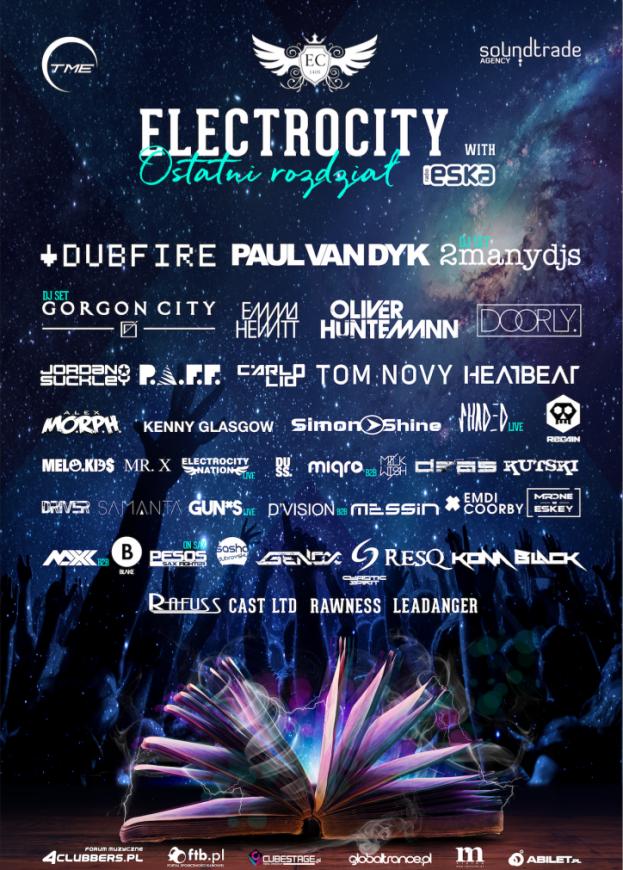 """Electrocity Festival """"Ostatni Rozdział"""""""
