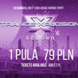 Trance Xplosion Reborn – Start I puli biletów