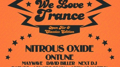 Fort Colomb Poznań –We Love Trance CE 025 Open Air & Classics Edition