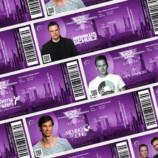 Trance Xplosion Reborn – Bilety kolekcjonerskie