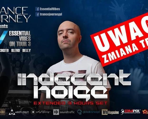 Carpe Diem Wrocław–Trance Journey pres. Essential Vibes On Tour 3