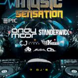 Wygraj bilet na Music Sensation EPIC CLUB