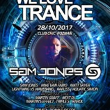Chic Poznań – We Love Trance CE 026 Sam Jones