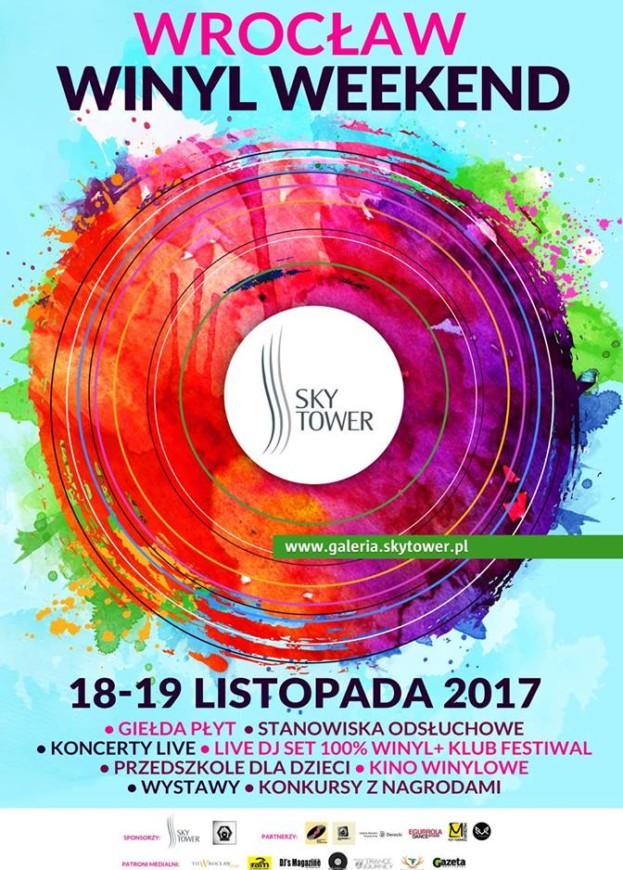 Wrocław Winyl Weekend 2017
