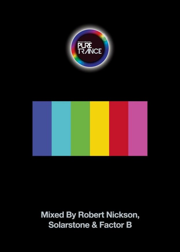 Robert Nickson, Solarstone & Factor B – Pure Trance 6