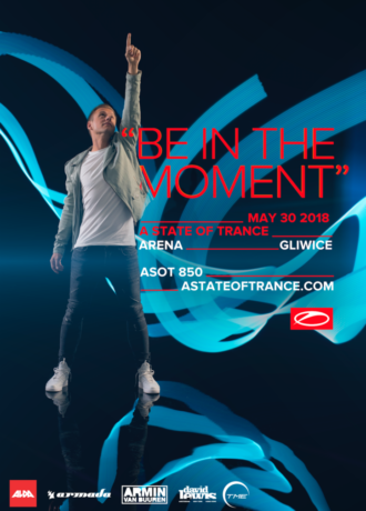 A State Of Trance 850 – Gliwice