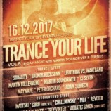Metronom Warszawa –Trance Your Life Vol.8 B-DAY Night with Martin Soundriver & Friends