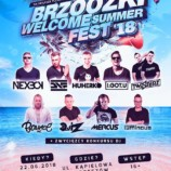 Brzoozki Welcome Summer FEST 18