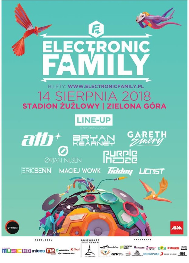Electronic Family 2018