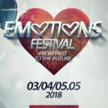 II faza line up'u Emotions Festival