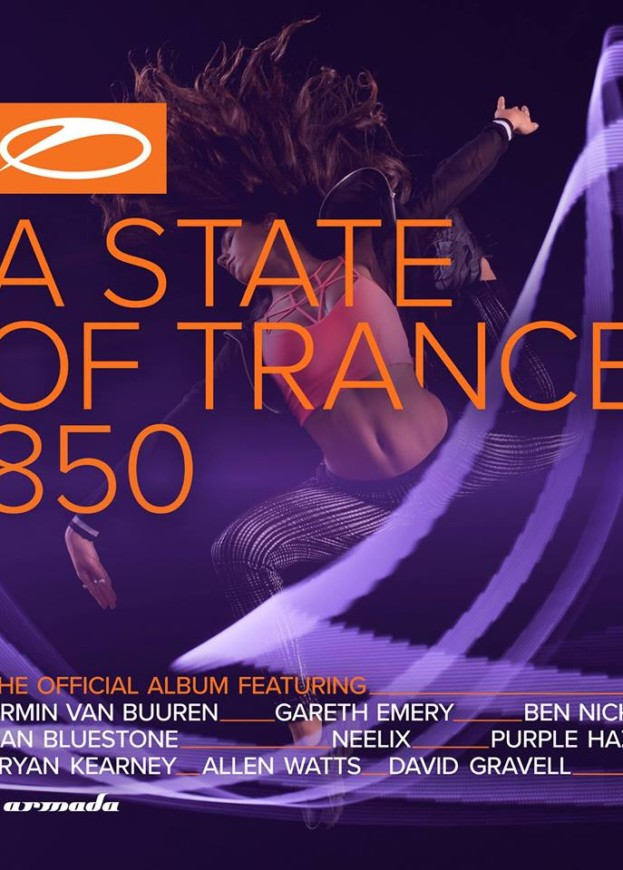 Various Artists – A State Of Trance 850