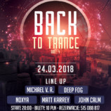 Sofa Club & Restaurant – Back To Trance vol. 4