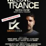 Mostowa 40 Poznań–We Love Trance CE 028: Daniel Kandi