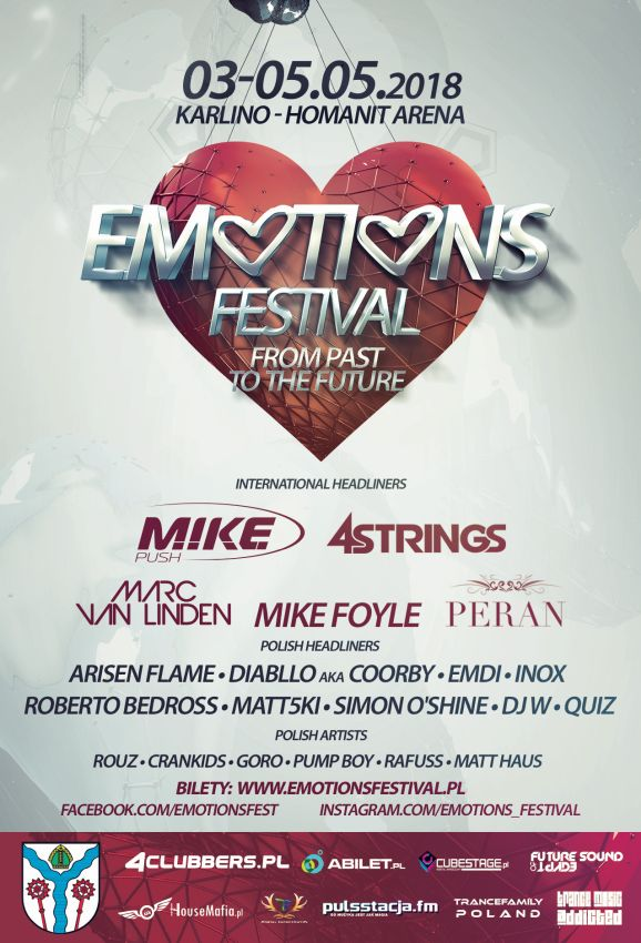 Emotions Festival – from past to the future
