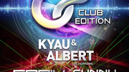 Roxy Prague – CityFest Club Edition – Kyau & Albert, Genix, Sunny Lax