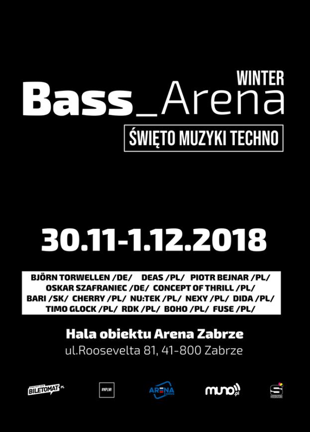 Bass Arena Winter – informacje organizacyjne