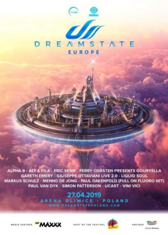 Dreamstate Europe 2019