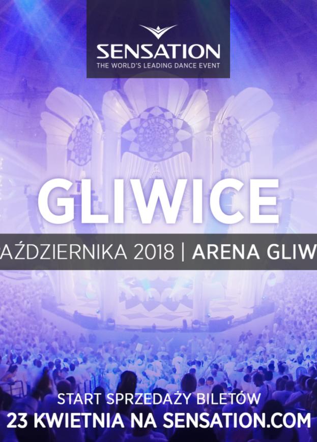 Ogłoszenie Sensation Poland