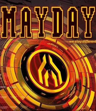 """Mayday Poland 2018 """"WE STAY DIFFERENT"""""""