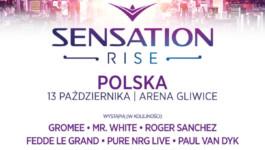 Sensation Poland 2018 – ważne informacje organizacyjne!