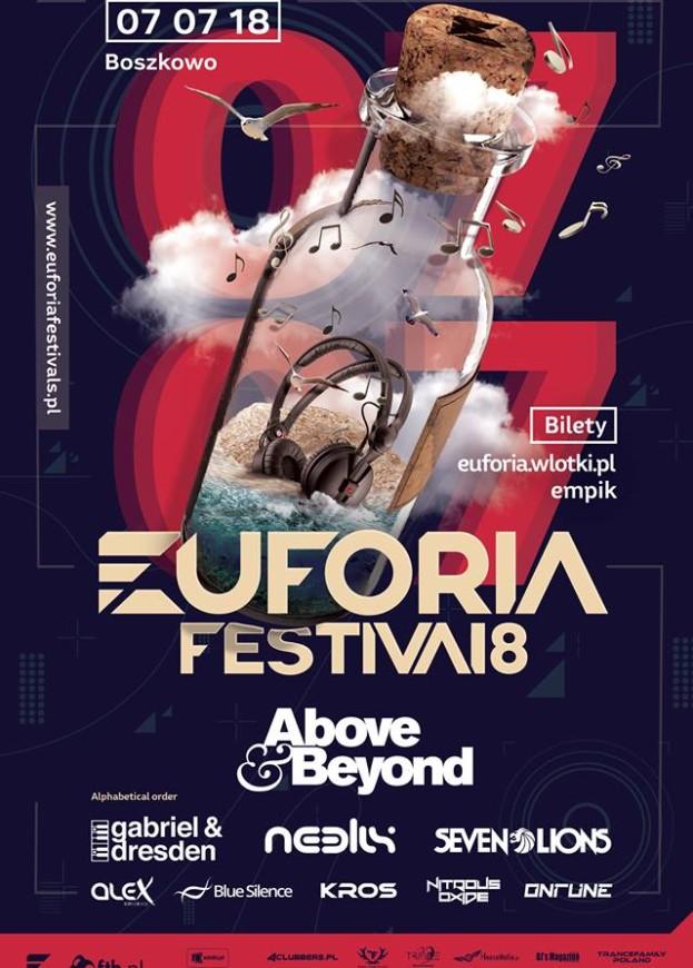Wygraj bilet na Euforia Festivals 2018