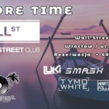 Wall Street Club Wrocław – Before Time