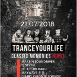 Magnetofon Łódź – Trance Your Life Vol.10 pres.Classic Memories Night