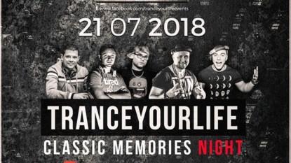 Magnetofon Łódź – Trance Your Life Vol.10 pres.Classic Memories Night