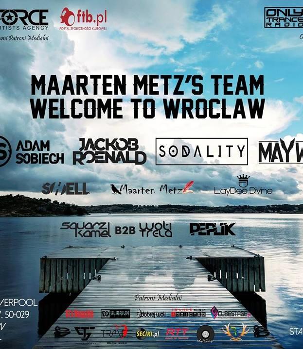 Liverpool Wrocław – Maarten Metz's Team – Welcome To Wroclaw