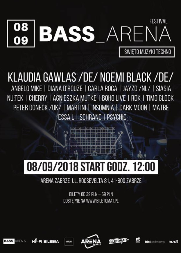 Wygraj bilet na Bass Arena Festival