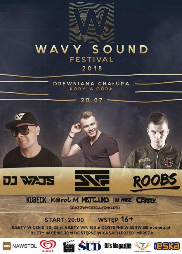 Wygraj bilet na Wavy Sound Festival