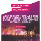 59 DJ wzięło kurs na Beach Party Węgorzewo 2019