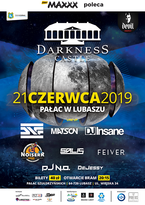 Darkness Castle 2019