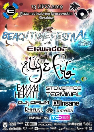 BEACH TIME FESTIVAL WITH EKWADOR 2019