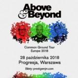 Progresja Warszawa – Above & Beyond