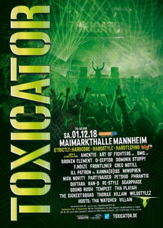 Toxicator 2018