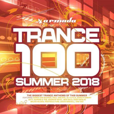 Premiera: Various Artists – Trance 100 – Summer 2018