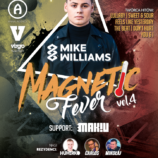 Magnes Club Wtórek – Magnetic Fever vol. 4 Mike Williams