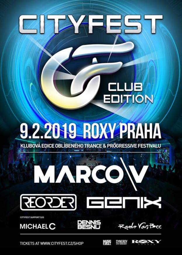 Roxy Prague – CityFest Club Edition 2019