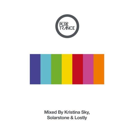 Premiera: Kristina Sky, Solarstone & Lostly – Pure Trance 7
