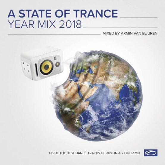 Premiera: Armin Van Buuren – A State Of Trance Year Mix 2018