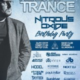 Base Club Poznań – We Love Trance Club Edition 031: Nitrous Oxide Birthday Party