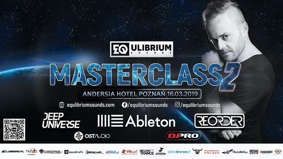 Masterclass 2 – ReOrder headlinerem trance-warsztatów w Poznaniu +KONKURS