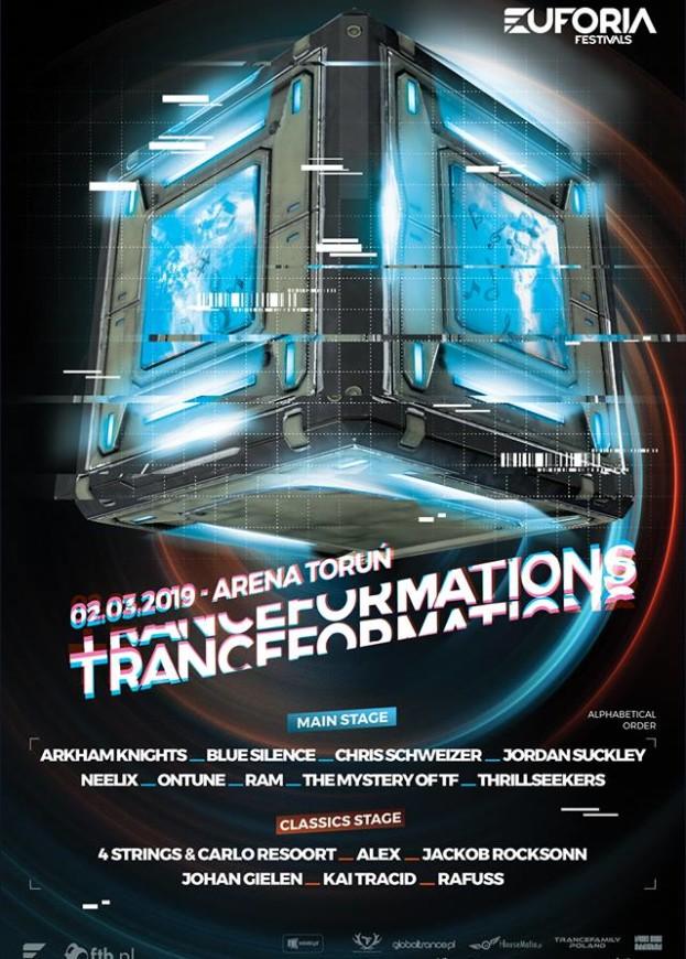 Tranceformations 2019 – relacja