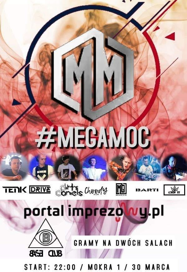 Base Club Poznań – MegaMoc